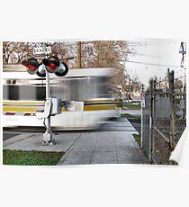rapid transit Poster