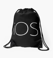 IOS Apple Merchandise Turnbeutel