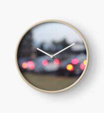 Traffic Clock