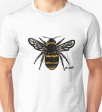 Transparent Bumble Unisex T-Shirt