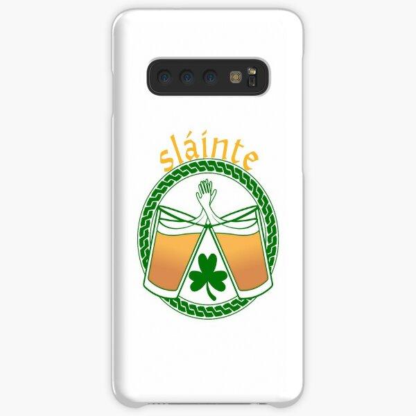 Sláinte! Saint Patrick's Beers Samsung Galaxy Snap Case