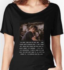matt dillon milk commercial Women's Relaxed Fit T-Shirt