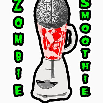 Zombie smoothie by visualvortex