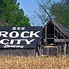 See Rock City Today by lynell