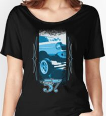57 Chevy Women's Relaxed Fit T-Shirt