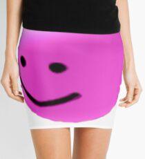 Pink oof Mini Skirt