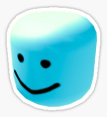 blue oof Sticker