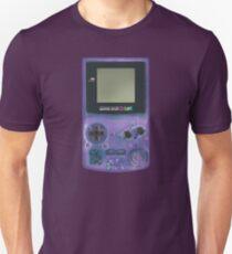 Classic transparent purple mini video games Unisex T-Shirt