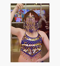 Belly Dancer Voltron AU Lance Photographic Print