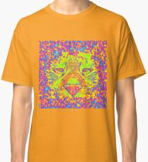Abstract Cat Nose Classic T-Shirt
