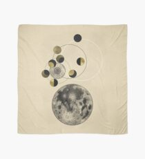 Phases of the Moon Scarf
