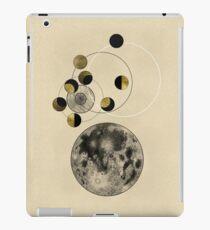 Phasen des Mondes iPad-Hülle & Klebefolie