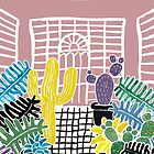 Cacti & Succulent Greenhouse by Arell