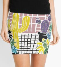 Cacti & Succulent Greenhouse Mini Skirt