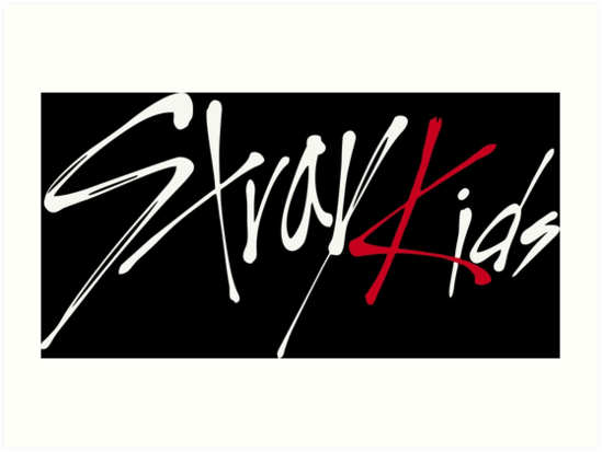 """Stray Kids logo"" Art Prints by dexta | Redbubble"