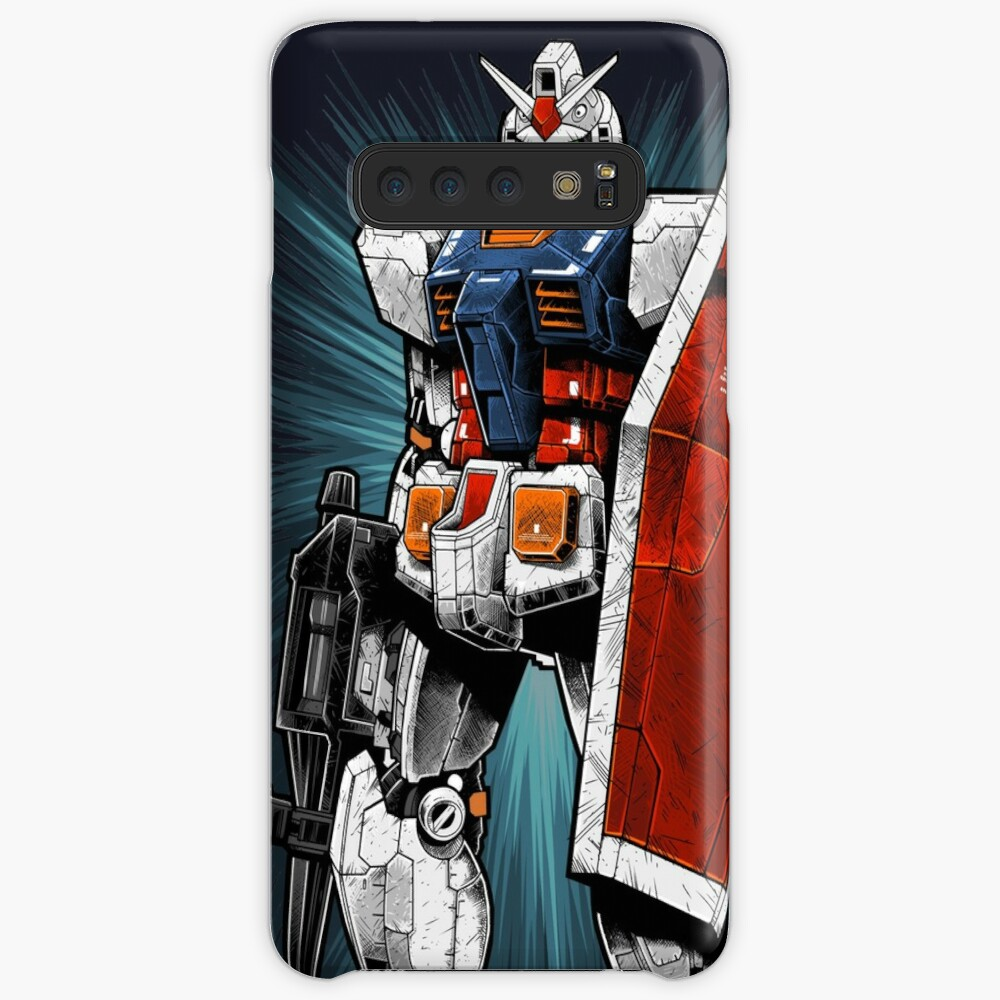 Gundam Case & Skin for Samsung Galaxy
