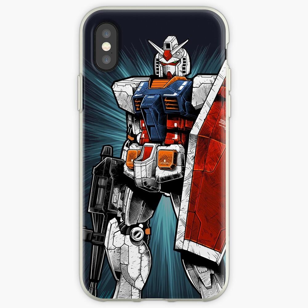 Gundam iPhone Case & Cover