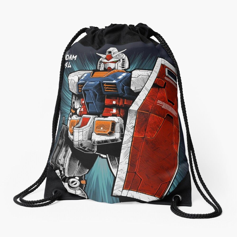 Gundam Drawstring Bag