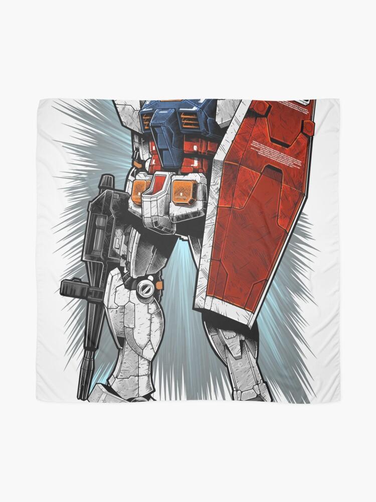 Alternate view of Gundam Scarf
