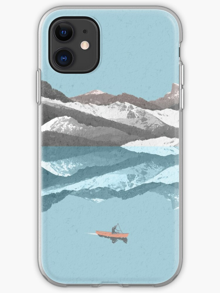 Oh the mountains iPhone 11 case