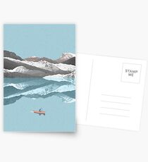 No River Wide Enough Postcards