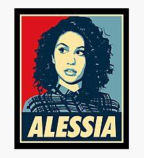 alessia cara - singer acoustic Photographic Print
