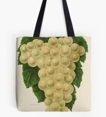 Canadian Horticulturalist 1888-96 - Green Mountain Grapes Tote Bag