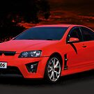 2006 Holden Commodore 307 GTS by Glenn Bumford