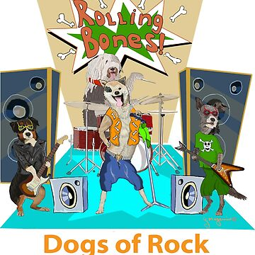 Dogs of Rock by Gmagennis