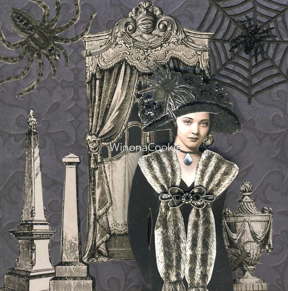 Black Widow by WinonaCookie