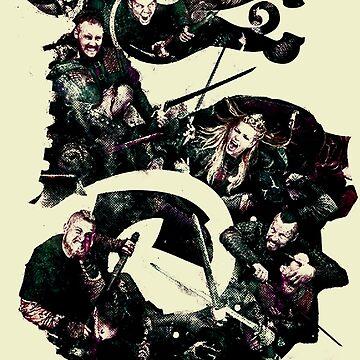 vikings season 5 by 3rdeyegirl