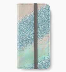 Opal unicorn rainbow iPhone Wallet/Case/Skin