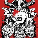 « Fumée démon japonais » par Tirmes