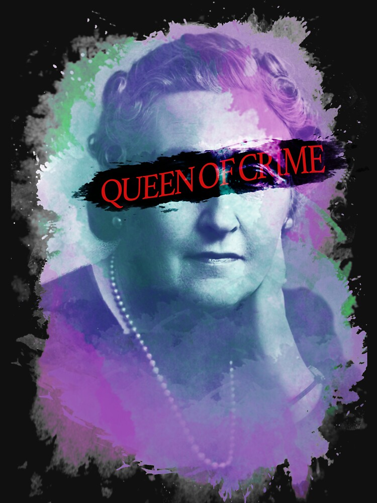 The Queen of Crime by sventshirts