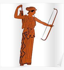 Artemis #1 Poster