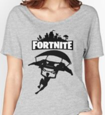 Battle Royale Fortnite Women's Relaxed Fit T-Shirt