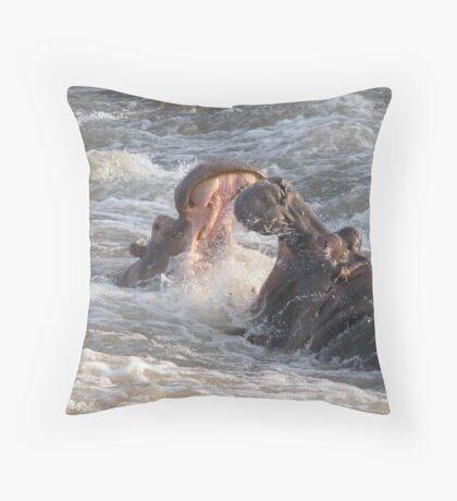 My TURF !!! Throw Pillow