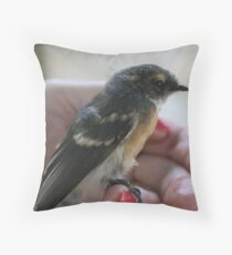 rescue remedy Throw Pillow