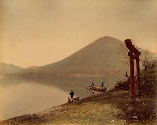 Chiusenji lake, Japan by Fletchsan