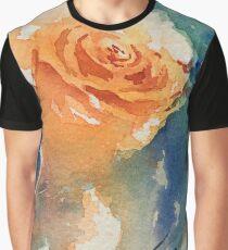 Tiny Rose Graphic T-Shirt