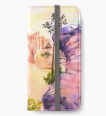 Bryce Canyon #4 iPhone Wallet/Case/Skin
