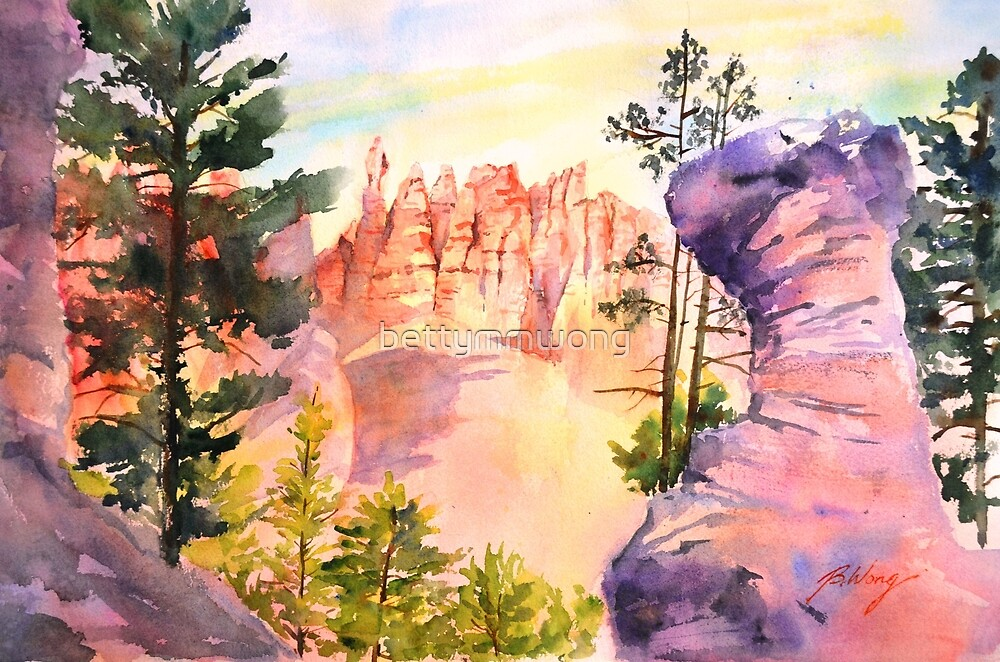 Bryce Canyon #4 by bettymmwong