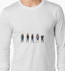 8-bit High Voltage Long Sleeve T-Shirt