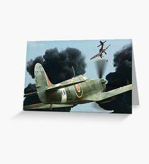 Stuka Attack ! Greeting Card