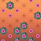 Blooming Desert by feigenherz