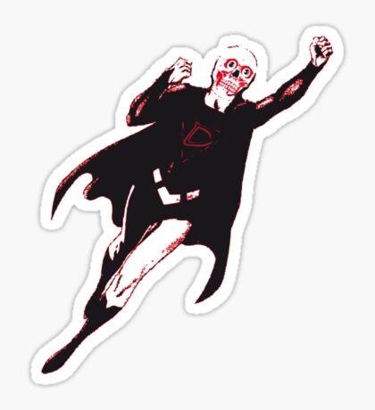 D-Girl Sticker