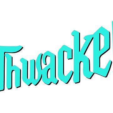 Thwacke!! by ramosecco