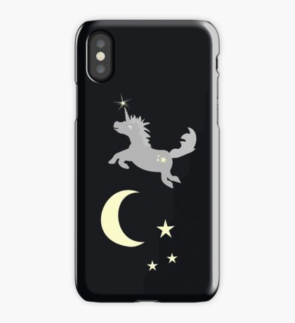 Unicorn over the Moon VRS2 iPhone Case/Skin
