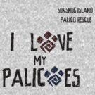 Palico Rescue T by ZachyMassacre
