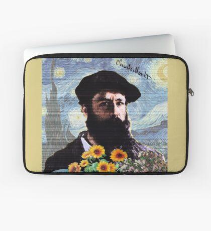 Claude Monet Mashed Laptop Sleeve